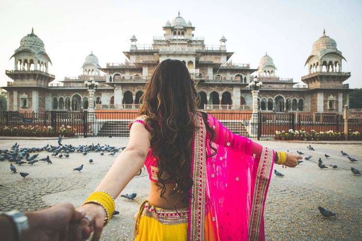 11+ Knockout Location For Pre Wedding Shoot In Jaipur! A List You Can't Afford To Miss