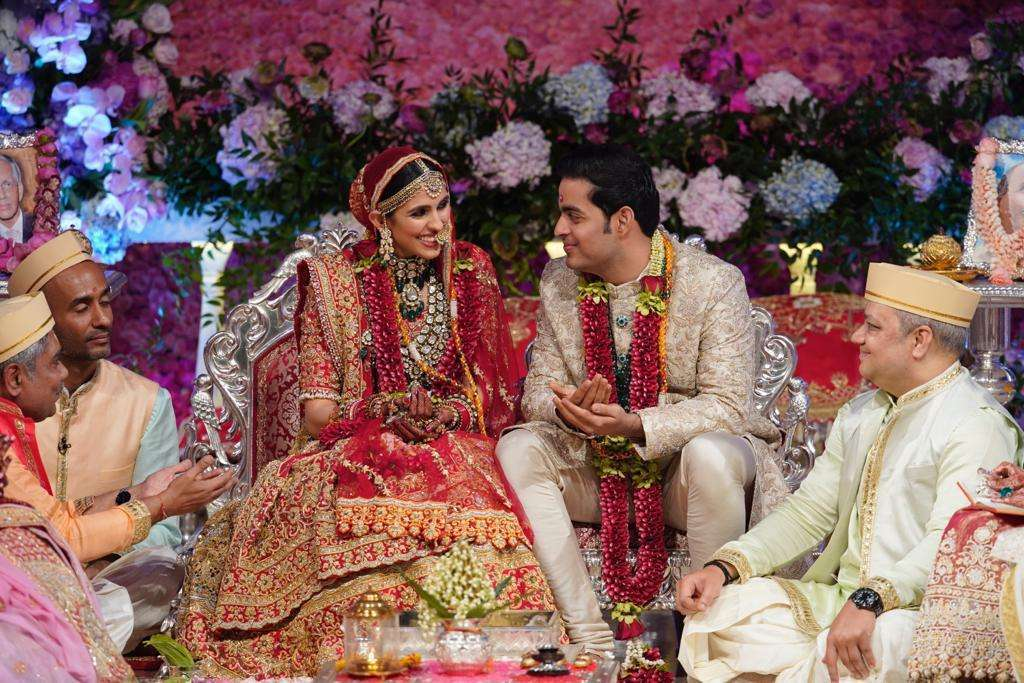 10 Steal-Worthy Ideas From Akash Ambani & Shloka Mehta's Big Fat Indian Wedding