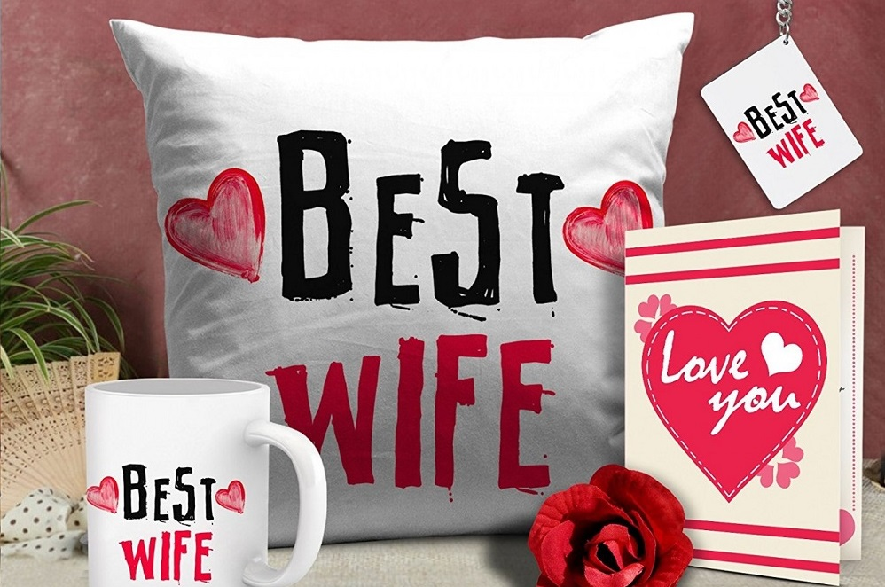 45 Super Awesome Gift Ideas for Your Wife: A Cool Impressive Gift Ideas List You Mustn't Miss