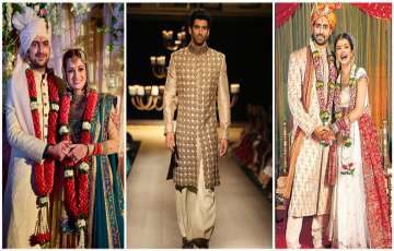 Trending - The Best 6 Sherwani For Grooms To Wear In Weddings