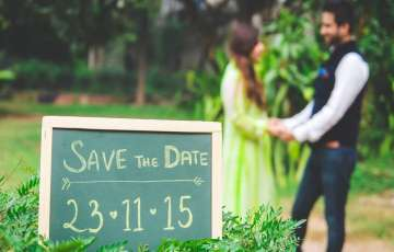 Top 10 Interesting Save the Date Ideas for Couples!