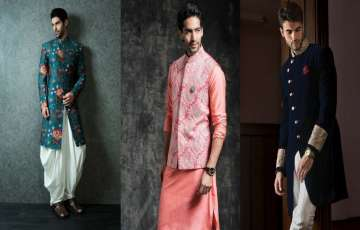 The 6 Amazing And Trending Sherwani For Grooms