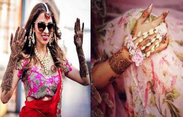 10 Unique Types of Jewellery to Wear At Your Mehandi