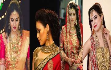 Trending: The Double Jhumkas Trend in This Wedding Season