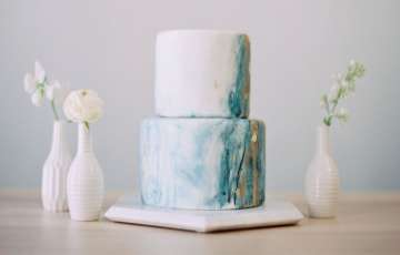 10 Unique Cake Designs for the Wedding Day