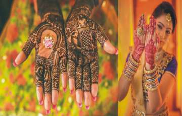 Some Beautiful Mehandi Designs For Going To Be Brides