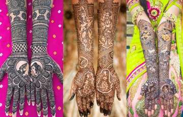 Cartoon Mehandi Designs For Kids: Even Brides Like Them Too!