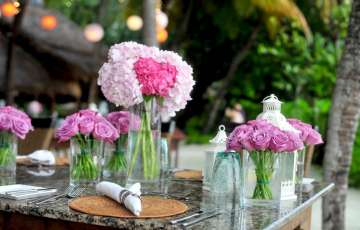 The Best Flower Decoration Ideas For Wedding 2018