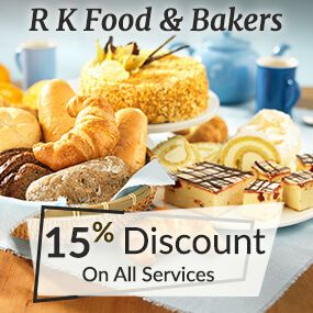R k Food and Bakers