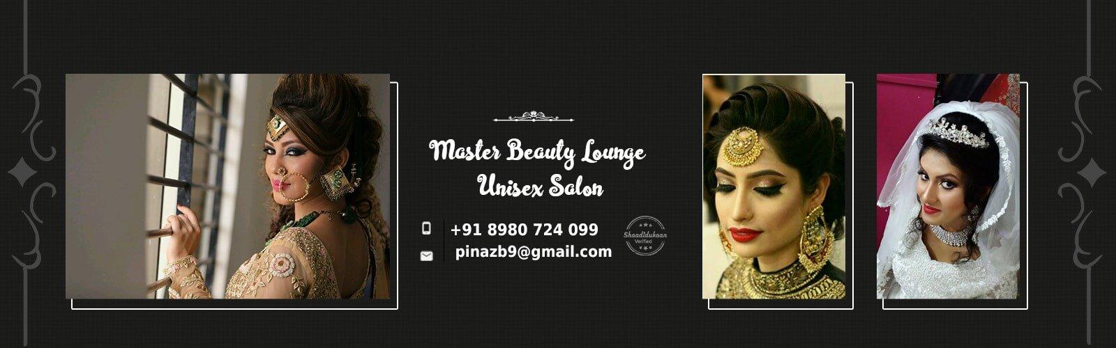 Master Beauty Loung Unisex Saloon
