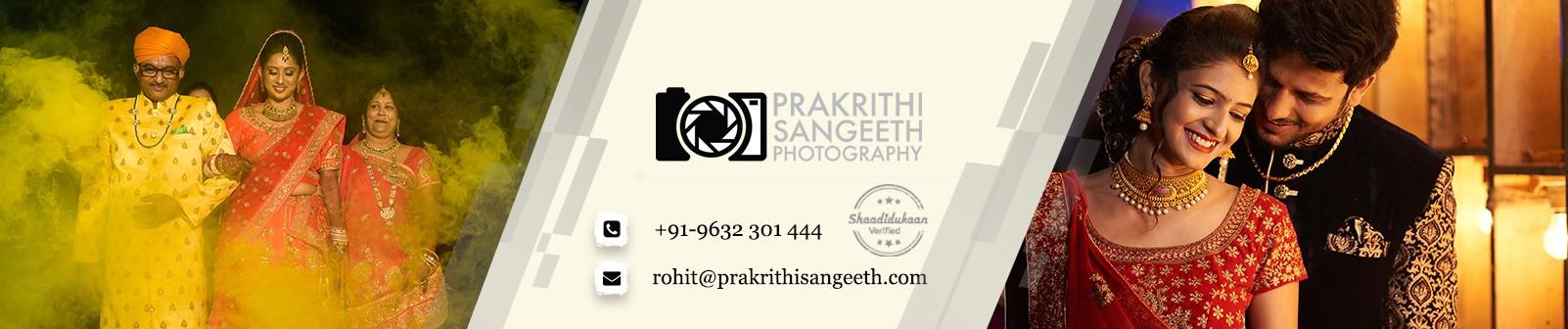 Prakrithi Sangeeth Photography