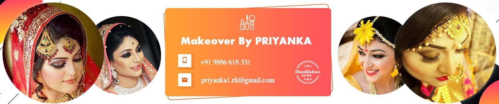 Makeover by Priyanka