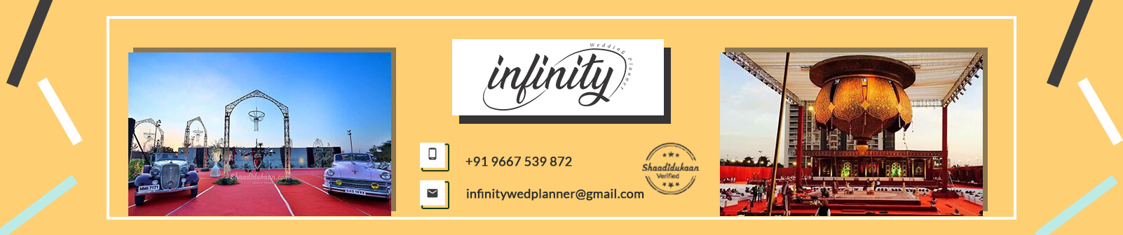 Infinity Wed Planner