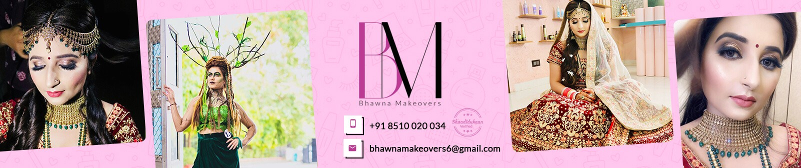 Bhawna Makeover Salon Academy