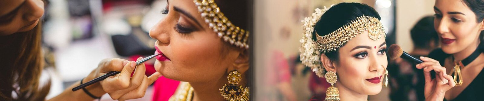 Wedding Makeup Artists in Faridabad