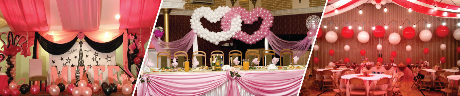 Balloon Decorators in Bangalore
