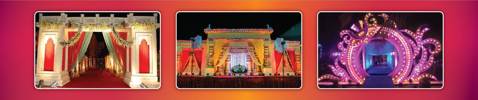 Best Wedding Decorators In Faridabad
