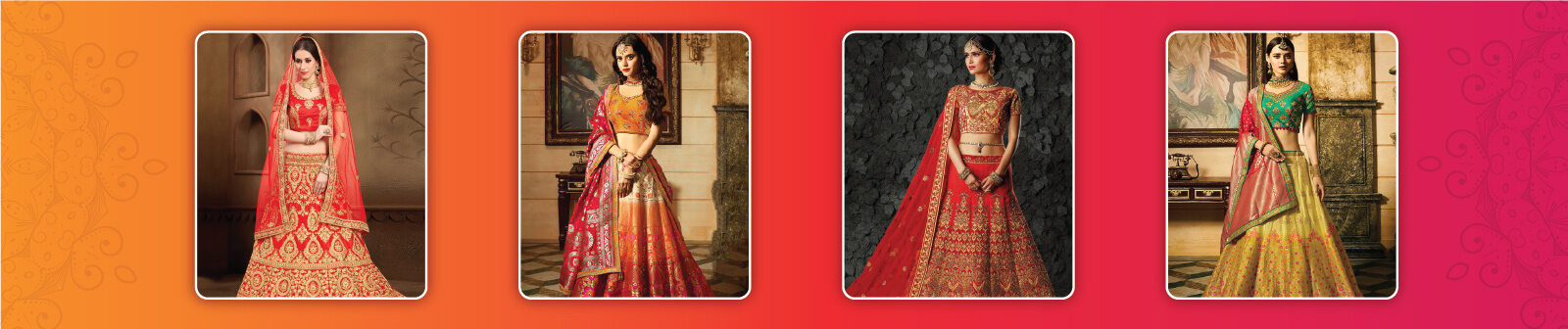 Top Bridal Wear in Ahmedabad