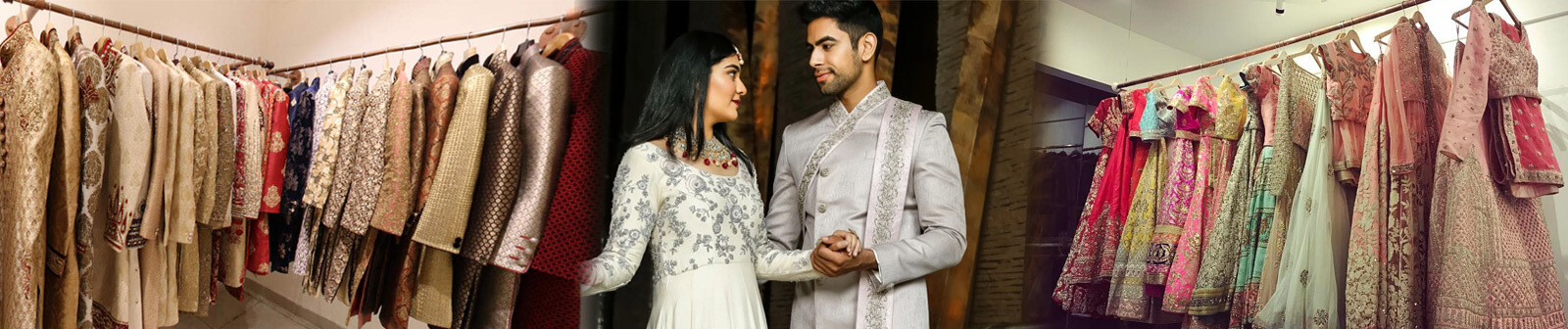 Wedding Apparel on Rent in Delhi
