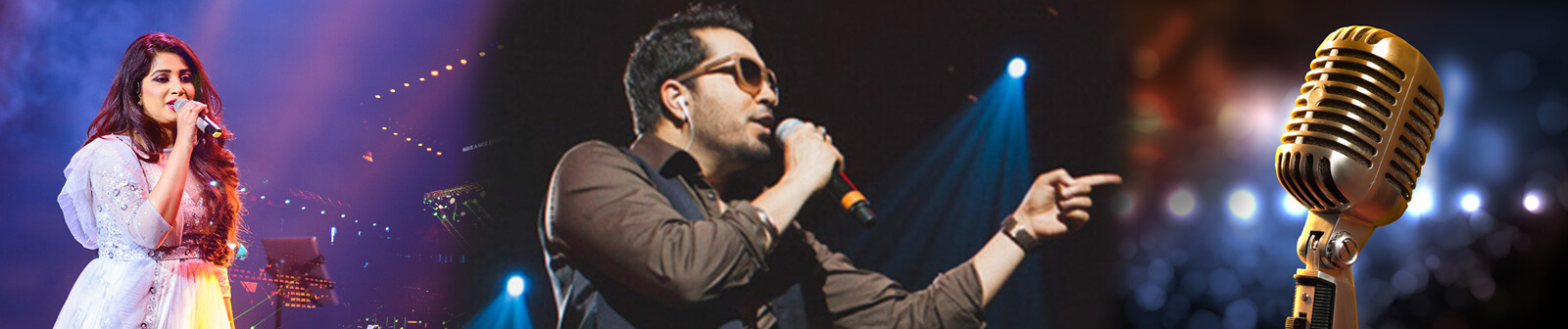 Top Live Singers in Delhi