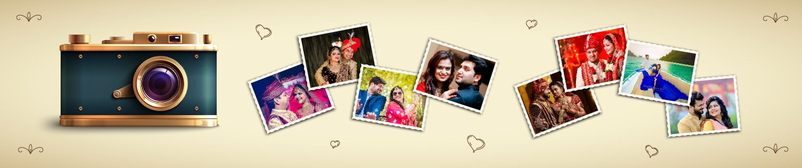 Top Wedding Photographers in Faridabad