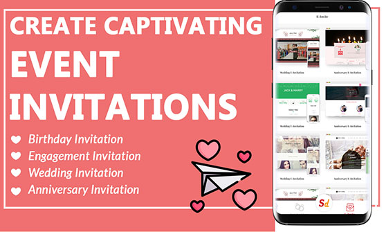 Create Captivating E-Invitations Without Spending a Dime (Free)