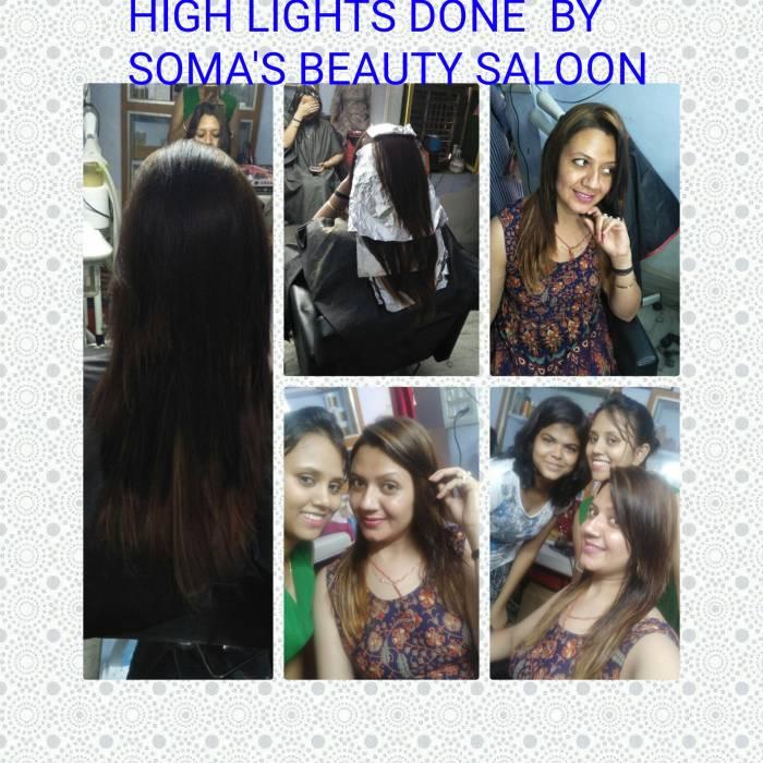 Soma's Beauty Salon