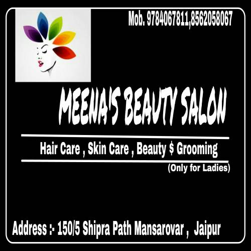 Meena's Beauty Salon