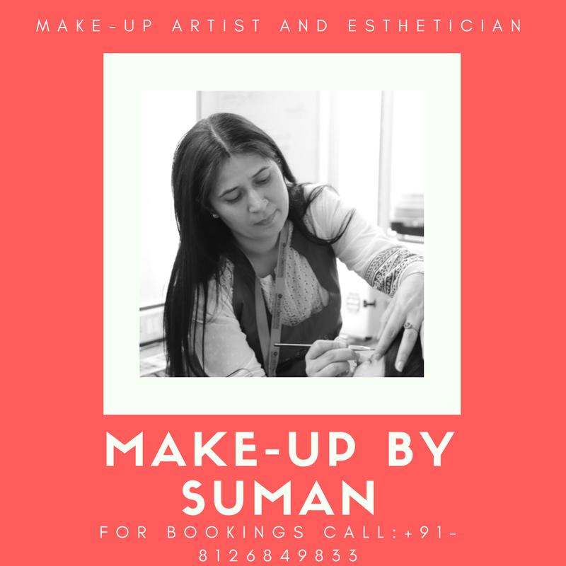 Makeup by Suman