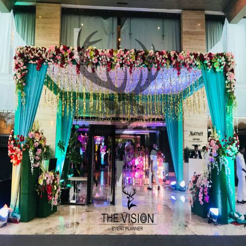 The Vision Event Planner