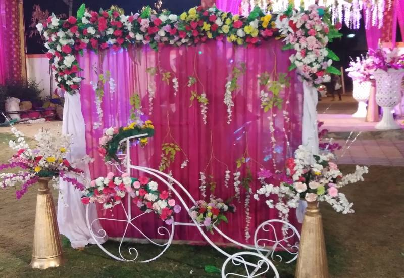 Pinkcity Marriage Garden