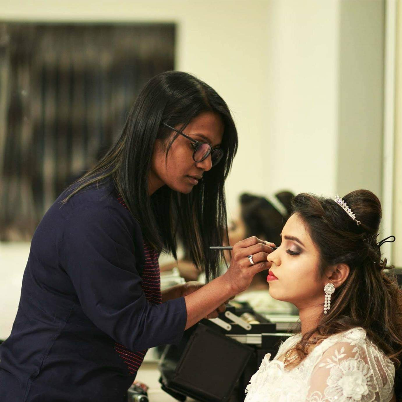 Makeup & Hair By Ashwini Sharath Prasha
