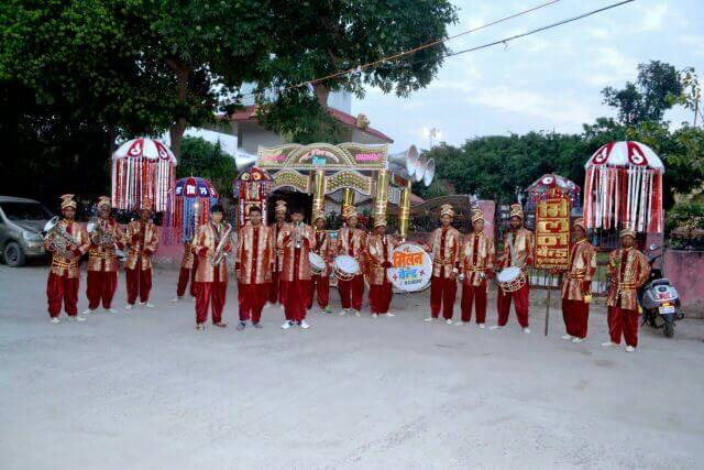 New Milans Band