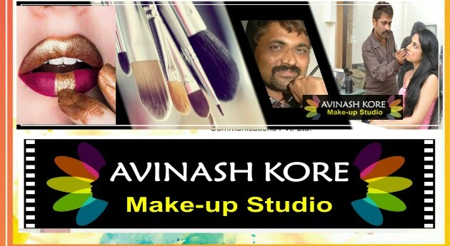 Avinash Kore Makeup Studio & Bollywood Celebrity's  Makeup Artist