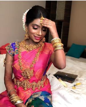 Ashwini Makeover