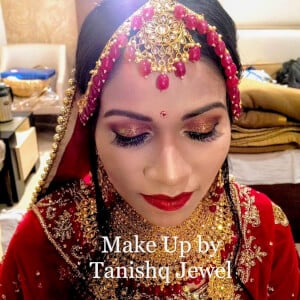 Tanishq A Beauty Salon And Professional Bridal Makeup studio