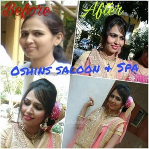 Sunshine salon and oshin spa
