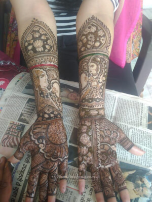 Manoj Gupta Mehandi Art