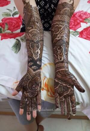 SHGUN MEHANDI ARTS