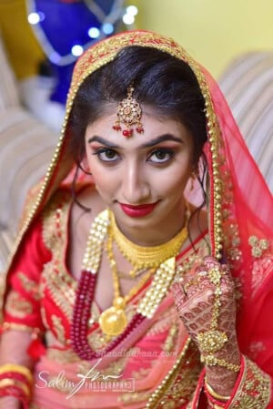 Mishka freelance makeup and mehendi artist