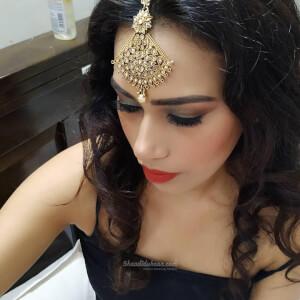 Monika Rajput Makeup Artist