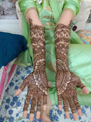 Aamna's Ladies Beauty & Mehandi  Studio