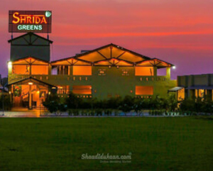 Shrida Greens Lawns And Resort