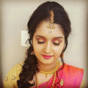 Makeup By Monika Shankar