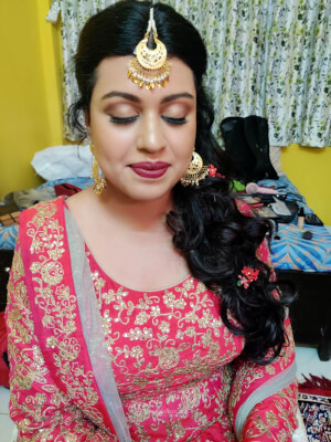 Nisha Bridal Makeup & Hair