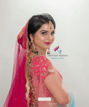 Manmeet Matharu - Makeup Artist