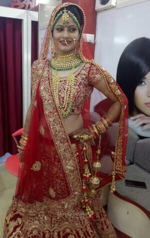 Asha's Fresh Look Salon & Makeup Studio