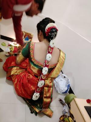 Vanitha Make Overs