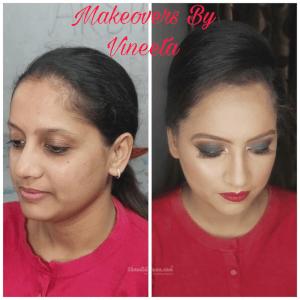 Makeovers By Vineeta