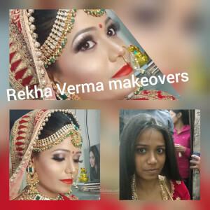 Rekha Verma Make Up & Hair Stylist
